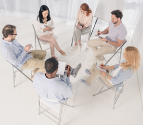 Dual-Diagnosis Group & Family Therapy