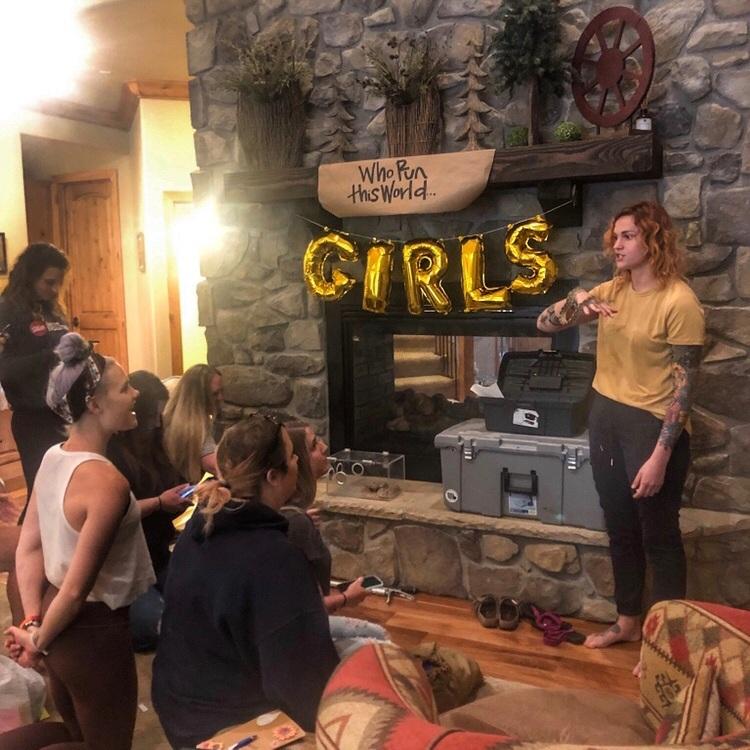 Haley Bechard:: Utah Rattlesnake Avoidance